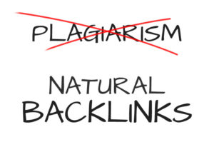 lagiarism-Natural-Backlink