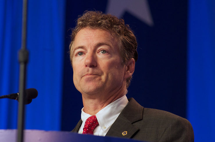 Plagiarism in Politics- Rand Paul