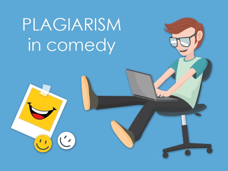 Why Comedians Become Victims of Plagiarism