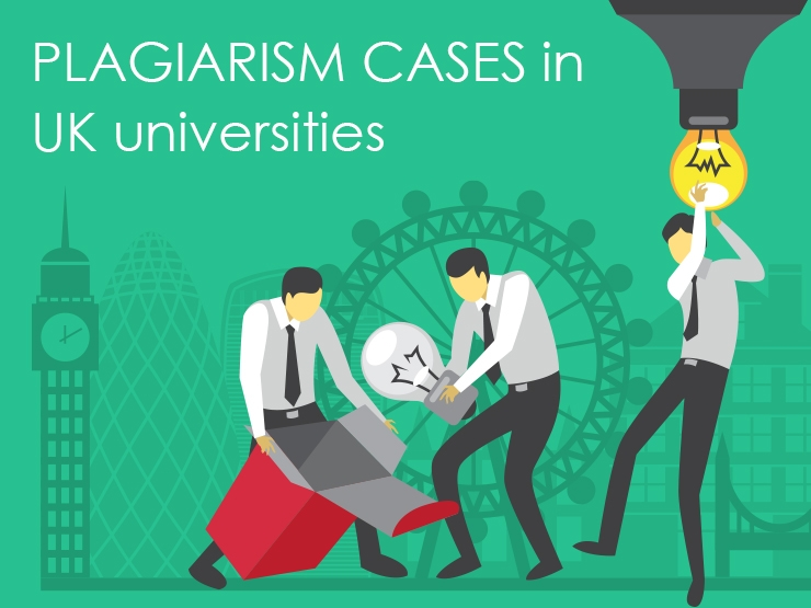 Plagiarism Cases in UK Universities