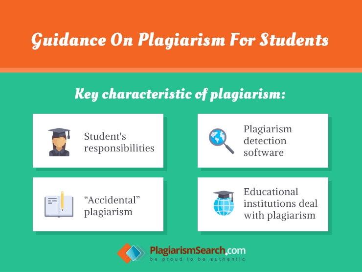 Guidance On Plagiarism For Students