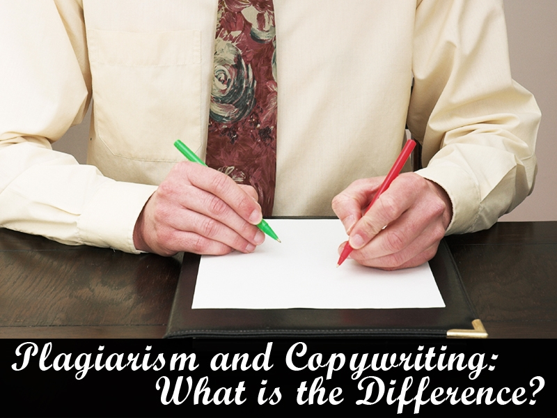 Copywriting and Plagiarism. What is the Difference?