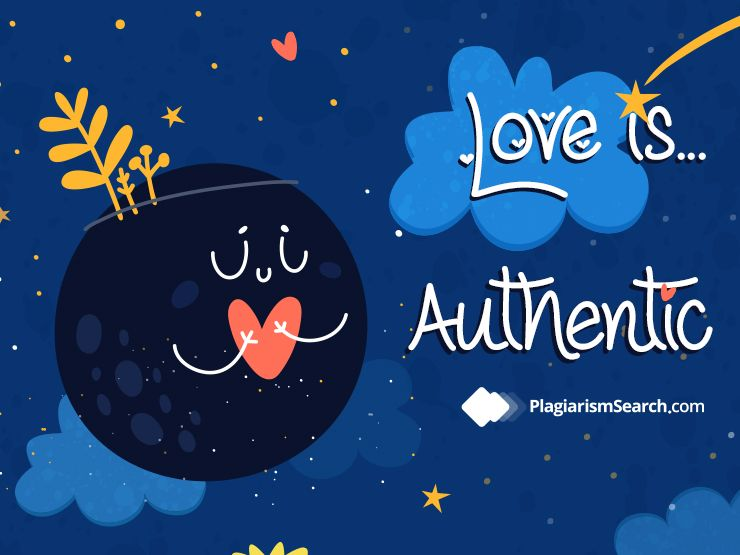 Love Is Authentic