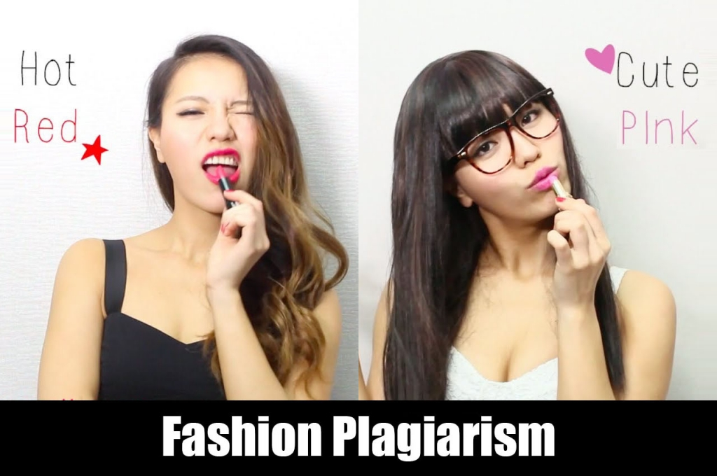 Fashion Plagiarism: Synchronization of Ideas or Just a Rip-Off?