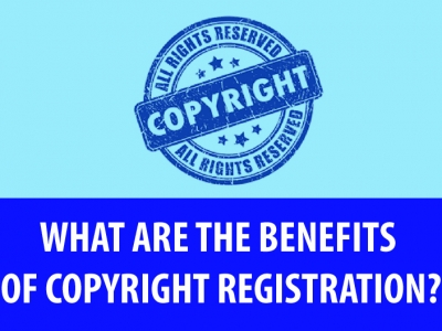 What are the benefits of copyright registration