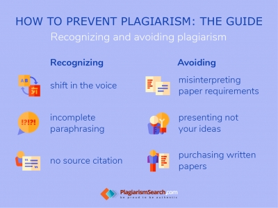 Student's Guide: How to Prevent Plagiarism