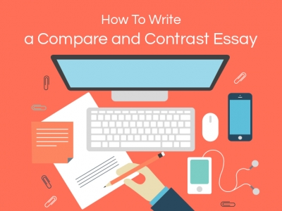 Detailed Instruction on How to Write a Compare and Contrast Essay