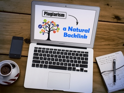 How to Convert Plagiarism Into a Natural Backlink to Your Site