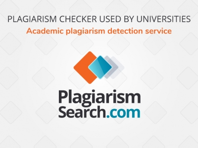 Plagiarism Checker Used by Universities