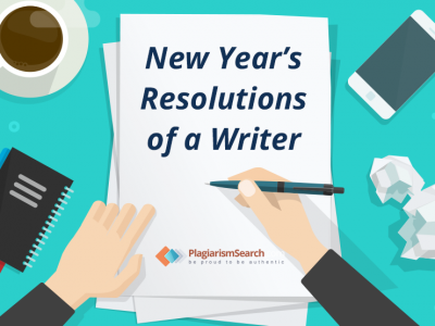 Resolutions of a Writer
